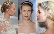 Những xu hướng headband lộng lẫy cho cô dâu yêu kiều