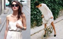 """10 cách để không """"toát mồ hôi"""" mà trông vẫn thời trang vào ngày nóng"""