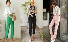 3 cách biến quần âu thành món đồ mặc cuối tuần thoải mái