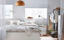 Những phòng ngủ khiến bạn chỉ muốn cuộn chăn ngủ nướng mỗi dịp cuối tuần