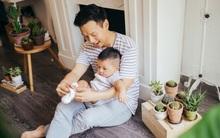 Gặp gỡ ông bố trẻ có bộ ảnh chụp với con trai yêu thương đến