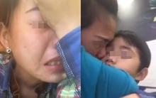 Người vợ livestream tố gia đình chồng cũ đuổi con khỏi nhà: Đứa bé đã được gửi vào chùa