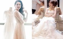 Những thiết kế váy cưới đậm chất