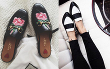 Quần legging mà đi cùng 4 thiết kế giày này thì đẹp miễn chê!