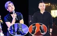 Không riêng gì Trấn Thành, có rất nhiều sao nam sử dụng giày độn đế để tránh lép vế