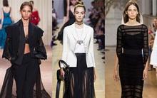 Khi bạn đang loay hoay với đồ đông, thì thời trang 2017 đã khởi động bằng 8 xu hướng này