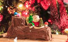 Học ngay cách làm bánh khúc cây ngon đẹp chuẩn bị đón Noel