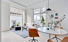 Những mẫu phòng khách đẹp phù hợp với các căn hộ 50m²