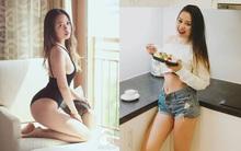 Tập gym kết hợp ăn low carb, cô gái trẻ đã làm được điều kì diệu với cơ thể mà ai cũng ngưỡng mộ