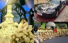 Những màn cưới hỏi ngốn bộn tiền của dâu rể Việt khiến dân tình