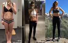 Hãy giảm cân và duy trì vóc dáng không chê vào đâu được như người phụ nữ từng giật mình vì thân hình sập sệ