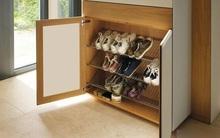 Coi chừng rước xui vào nhà chỉ vì không biết cách sắp xếp tủ giày hợp lý
