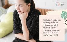MC Minh Trang: Sự có mặt của con gái đầu lòng đã thay đổi tôi hoàn toàn!