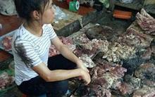 Vụ tạt dầu luyn vào thịt lợn ở Hải Phòng: Bước đầu xác định được người chủ mưu