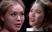 The Face lặp lại thử thách cũ, Lan Khuê mắng thí sinh đội Hoàng Thùy?