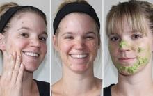 Cô nàng thử đắp 7 loại mặt nạ thiên nhiên phổ biến: có loại rất hiệu quả, có loại chẳng đem lại kết quả gì