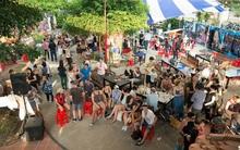 Loạt hội chợ, workshop