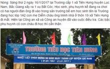 Sự thật tin đồn bắt cóc trẻ em tại Bắc Giang: Sau ly hôn, bố nhớ con nên đến trường đưa đi Hà Nội chơi
