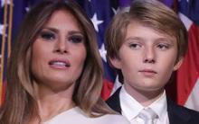 Cách dạy con đáng ngưỡng mộ của Tân Đệ nhất phu nhân Mỹ Melania Trump