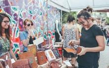 Hàng loạt hội chợ ẩm thực, thời trang cực đỉnh để