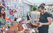 Cuối tuần ngập tràn niềm vui với loạt hội chợ, âm nhạc cực chất