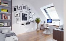 Những mẫu thiết kế phòng làm việc tràn đầy cảm hứng