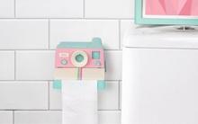 Ngộ nghĩnh những cách biến tấu hộp đựng giấy vệ sinh