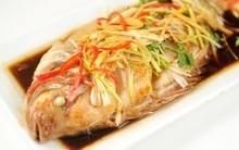 Gợi ý nấu món cá diêu hồng hấp Hongkong cho ngày Tết