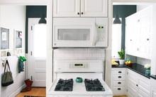 Biến hóa nhà bếp 100 năm tuổi cũ kĩ thành nhà bếp hiện đại, sang trọng