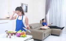 Lựa chọn mới của phái nữ khi chồng bỏ bê gian bếp