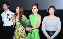 Minh Hằng - Phương Trinh Jolie vui vẻ nói cười sau tin đồn xích mích
