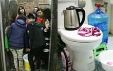 Hà Nội: Bị cắt nước 8 ngày không báo trước, cư dân chung cư khốn đốn vì không có cả nước dội bồn cầu