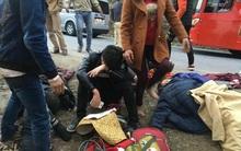 Vụ lật xe trên đường lên Sapa: Một phụ nữ tử vong và toàn bộ số người trong xe bị thương