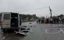 Vụ xe đón dâu tai nạn 3 người chết: Chiếc xe gặp nạn mải bám đoàn nên thiếu quan sát