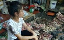 Hải Phòng: Khởi tố vụ án, bắt khẩn cấp 2 phụ nữ hắt dầu luyn vào thịt lợn