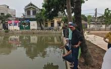 Vụ đuối nước thương tâm ở Hà Nội: Thêm nạn nhân thứ 5 tử vong