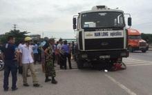 Hải Dương: Xe tải cướp đi sinh mạng của hai mẹ con đang trên đường đi xem điểm thi