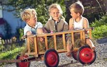 Truyền thống lạ đời của trẻ em Đức: 3 ngày xa nhà, sống ở nông trại khi mới 3 tuổi