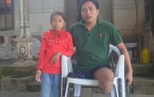 2 đời vợ, 2 chân bị cắt cụt, nguồn sống của người đàn ông này gói gọn ở cô con gái nhỏ