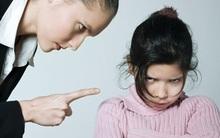 """Mẹ nào cũng mắng: """"Mẹ đếm từ 1 đến 3 nếu con không làm thì…"""" nhưng chẳng thể ngờ cách này tai hại vậy"""