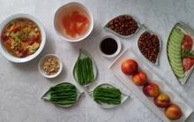 Ngày Rằm làm ngay thực đơn cơm chay thơm ngon mời cả nhà