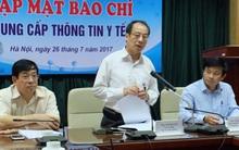 Bộ Y tế: Bệnh sốt xuất huyết ở Hà Nội tập trung nhiều nhất ở quận Đống Đa