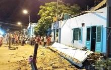 Mái hiên nhà đổ sập, đè 3 phụ nữ và 1 trẻ em thương vong