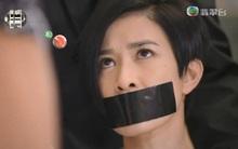 Phim TVB gây sốc với cảnh Xa Thi Mạn bị