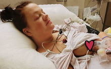 Nỗi đau nhân đôi của người mẹ sinh con ở tuần 26: phẫu thuật thay gan thất bại, con vừa chào đời đã ra đi