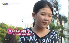 Con gái Hồng Vân tự tay làm son và đi bán kiếm tiền