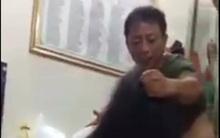 Hà Nội: Sự thật đằng sau clip người đàn ông đánh vợ con gây xôn xao trên mạng