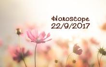 Thứ Sáu của bạn (22/9): Bọ Cạp chớ tham công tiếc việc