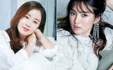"""Kim Tae Hee vượt mặt Song Hye Kyo trở thành """"Mỹ nhân đẹp nhất Hàn Quốc"""""""