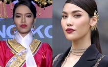 Hoa hậu Hồng Kông gây choáng với nhan sắc